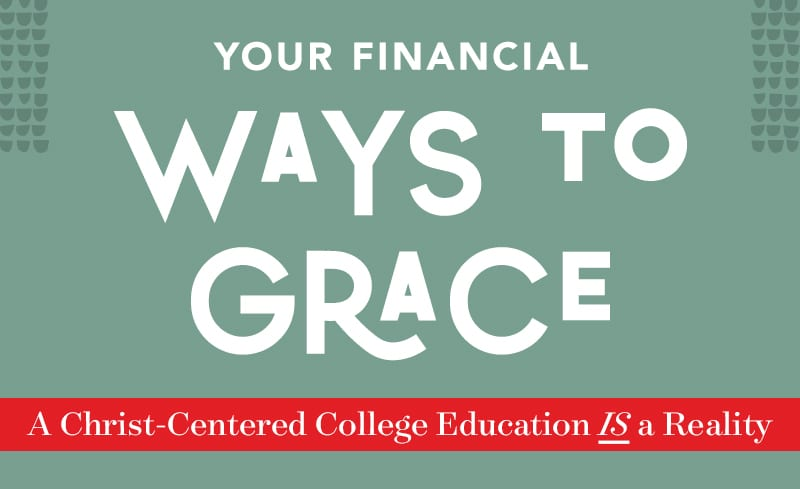 Financial Aid Web Banner Grace College Seminary